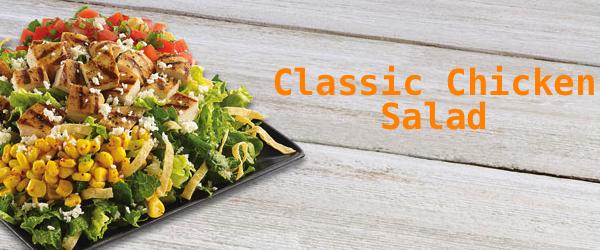 elpolloloco- classic chicken salad