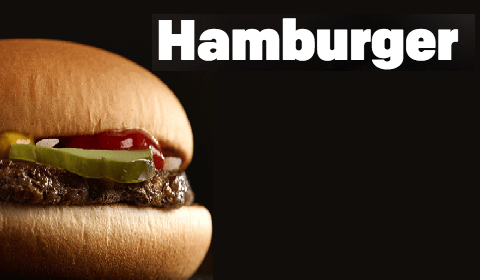 MD- hamburger