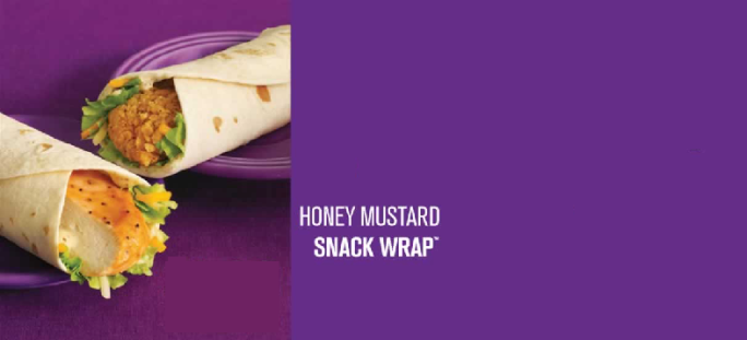 MD- Honey Mustard Snack Wrap fullsize